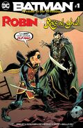 Batman Prelude to the Wedding Robin vs. Ra's al Ghul Vol 1 1