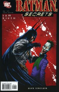 Batman Secrets Vol 1 1