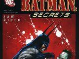 Batman: Secrets Vol 1 1
