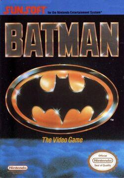 Batman The Video Game NES