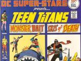 DC Super-Stars Vol 1