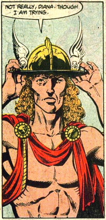 Hermes New Earth Dc Database Fandom Powered By Wikia