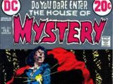 House of Mystery Vol 1 211