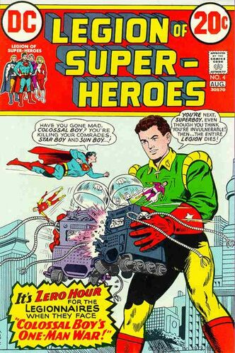 Legion of Super-Heroes Vol. 1 (1973)  332?cb=20081021114939