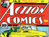 Action Comics Vol 1 30
