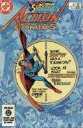 Action Comics Vol 1 551