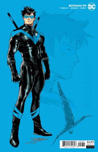 1:25 Nightwing Variant