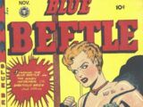 Blue Beetle Vol 1 50