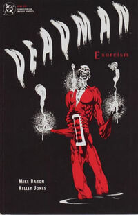 Deadman Exorcism Vol 1 1