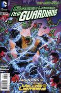 Green Lantern New Guardians Vol 1 8
