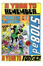 Advertisement from Batman #208