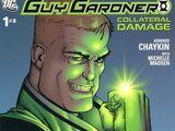 Guy Gardner: Collateral Damage Vol 1 1