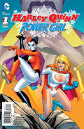 Harley Quinn and Power Girl Vol 1 1