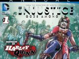 Injustice: Gods Among Us Annual Vol 1 1