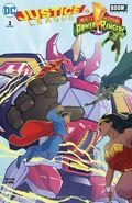 Justice League Power Rangers Vol 1 3