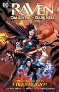 Raven Daughter of Darkness Vol 2 Collected