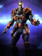 Slade Wilson (Injustice The Regime)