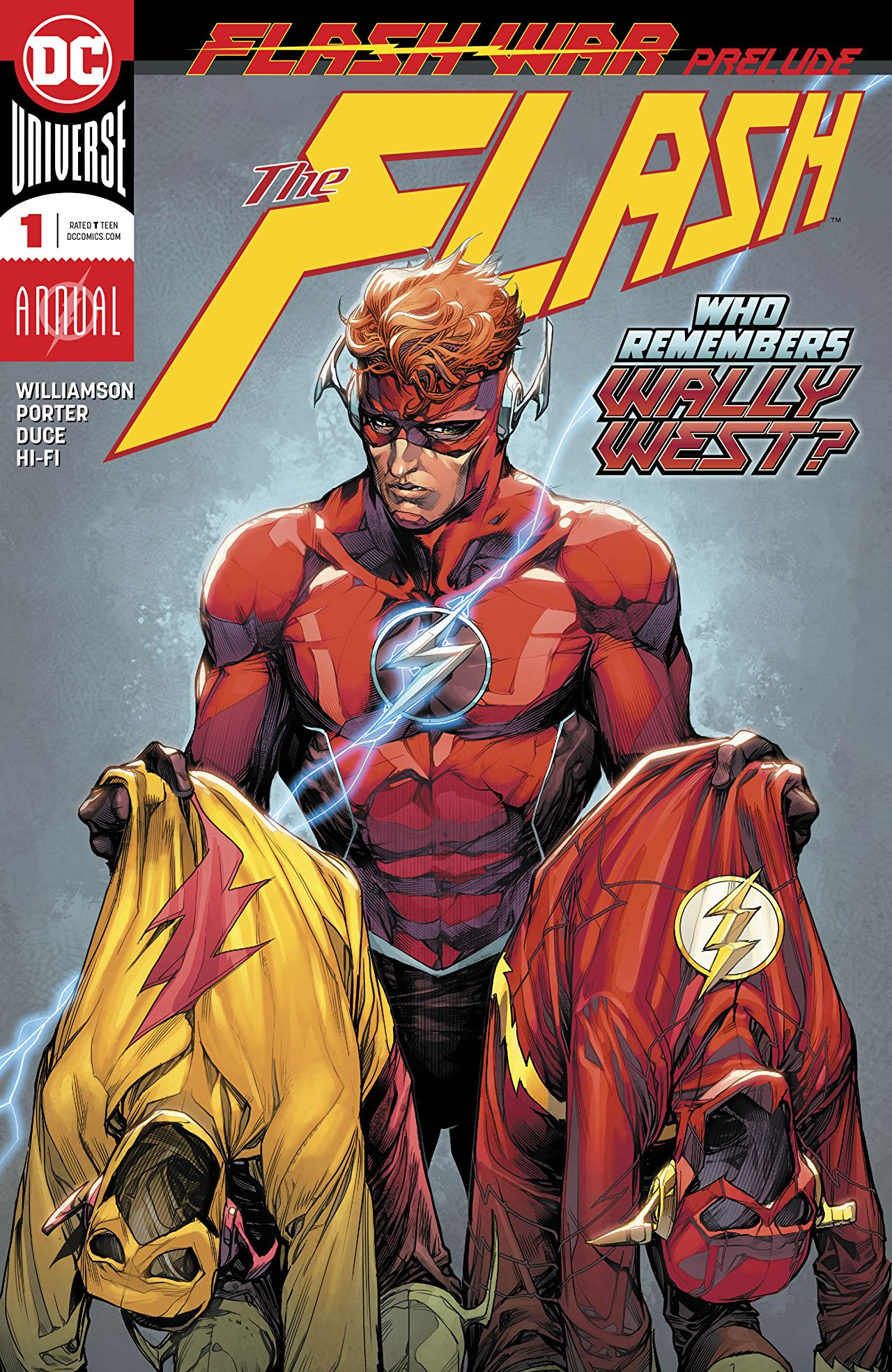 9c79319d643 The Flash Annual Vol 5 1 | DC Database | FANDOM powered by Wikia