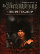 The Metabarons Steelhead and Doña Vicenta