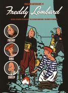 Chaland Anthology Freddy Lombard Vol 1