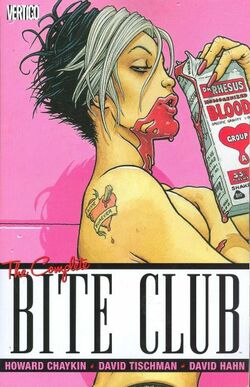 Cover for the The Complete Bite Club Trade Paperback