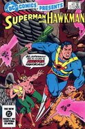 DC Comics Presents 74