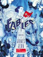 Fables Covers The Complete Covers by James Jean