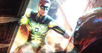 Green Lantern IGAU Ending 0001