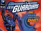 Green Lantern: New Guardians Vol 1 10