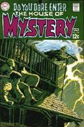House of Mystery v.1 179