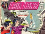 Superman's Girl Friend, Lois Lane Vol 1 117