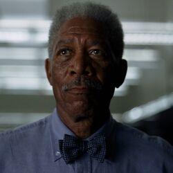 Morgan Freeman Mug