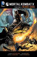 Mortal Kombat X Blood Gods