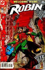Gotham in ruins