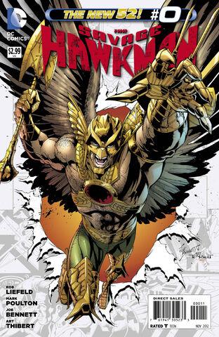File:Savage Hawkman Vol 1 0.jpg