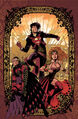 Teen Titans Vol 4 28 Textless Steampunk Variant