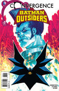Convergence Batman and the Outsiders Vol 1 2