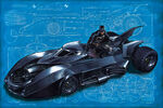 The current Batmobile
