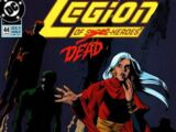 Legion of Super-Heroes Vol 4 44