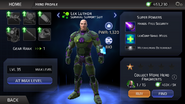 Lex Luthor DC Legends 0001