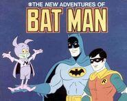 New Adventures of Batman logo 2