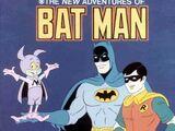 New Adventures of Batman (TV Series) Episode: The Pest