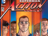 Action Comics Vol 2 43
