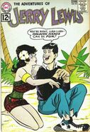 Adventures of Jerry Lewis Vol 1 70