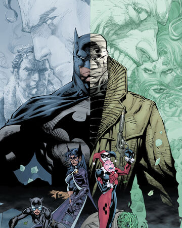 Batman Hush Dc Database Fandom