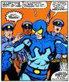 Blue Beetle Ted Kord 0089