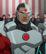 Cyborg War 001