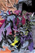 Batman and Batwoman lead the Gotham Knights
