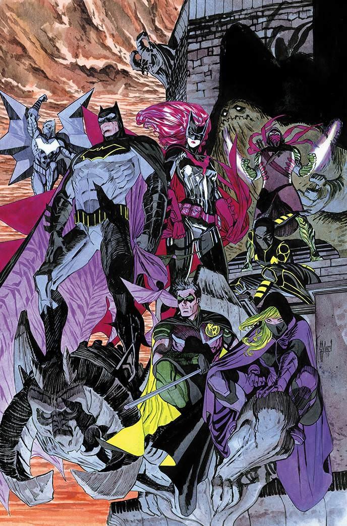 Batman Family | DC Database | FANDOM powered by Wikia