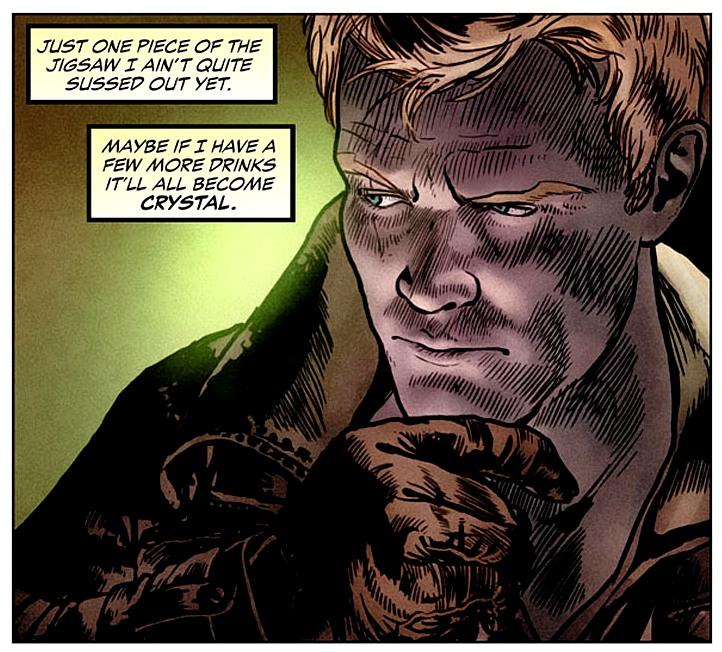 John Constantine DC Database FANDOM powered by Wikia